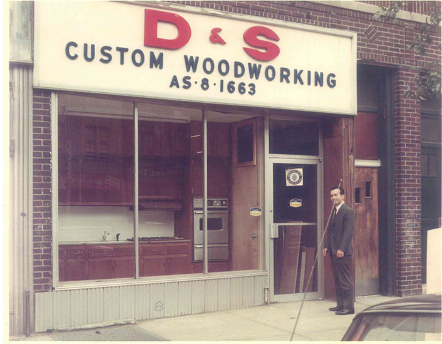 'Di Fiore & Sons Custom Woodworking I Serving the industry since 1960' - difioreandsons_com